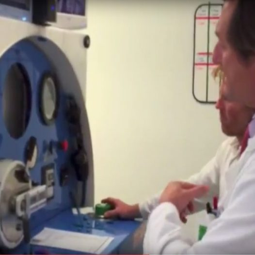Máster en Medicina Subacuática Cámara Hiperbárica